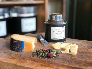 Tea At Abraham Kef: Cheese Pairing || Arte & Zayne