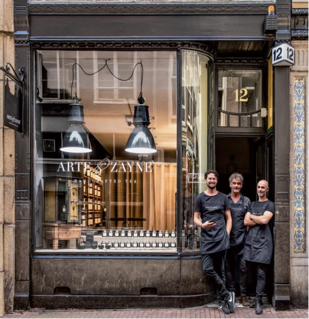 Arte & Zayne shop Amsterdam