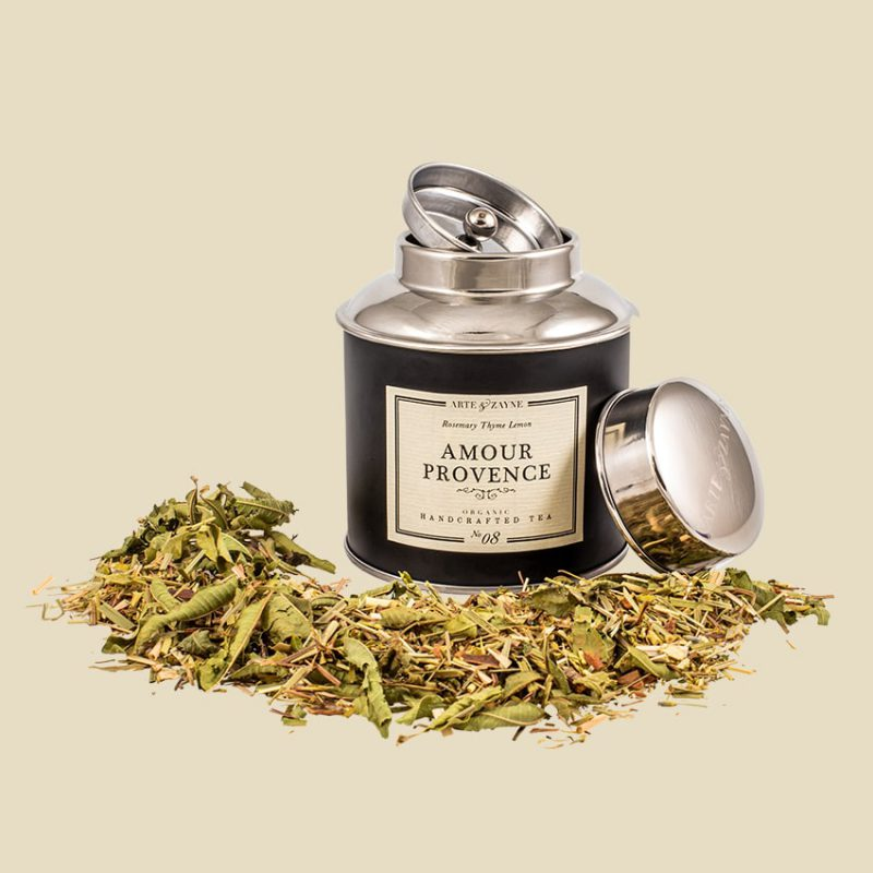 Amour Provence No.08 Herbal Tea || Arte & Zayne