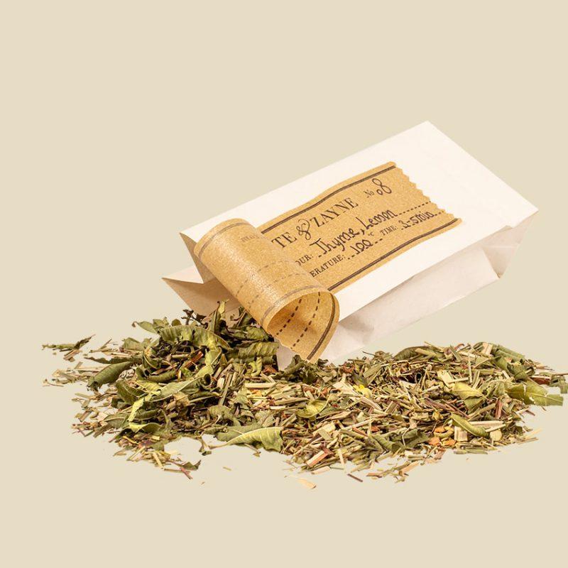 Amour Provence No.08 Refill Herbal Tea || Arte & Zayne