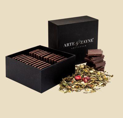 Rohe Schokolade TLC Es Vedrá Sunset || Arte & Zayne