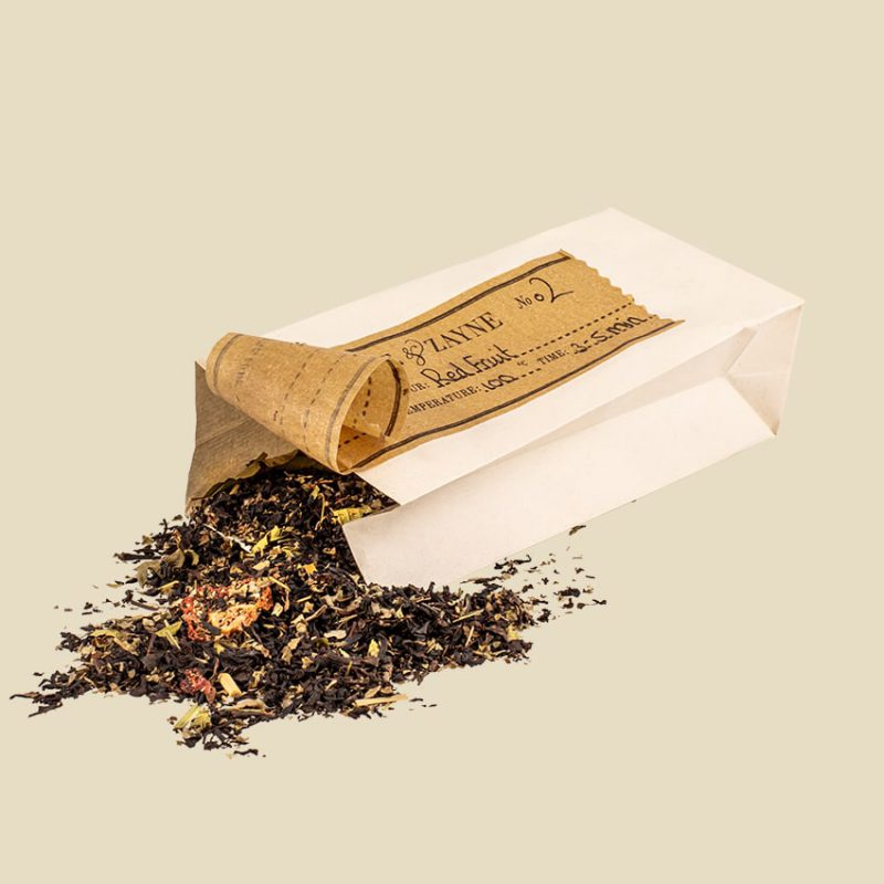 Blackberry Tango No.02 Refill Black Tea || Arte & Zayne