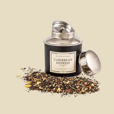 Caribbean Express No 2: Schwarzer Tee, Kokos Ananas || Arte & Zayne