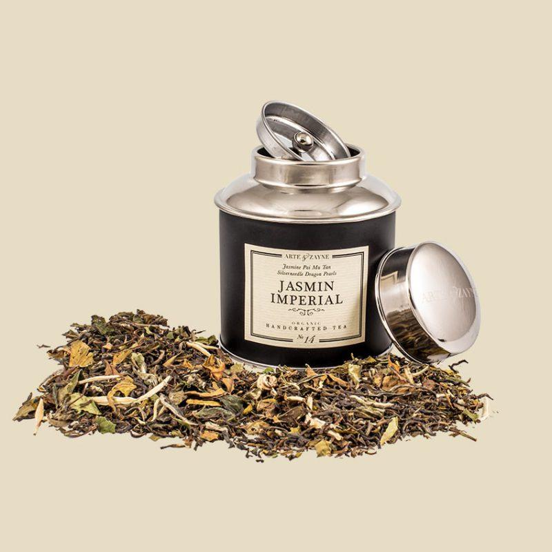 Jasmin Imperial No.14 Grüner Tee || Arte & Zayne
