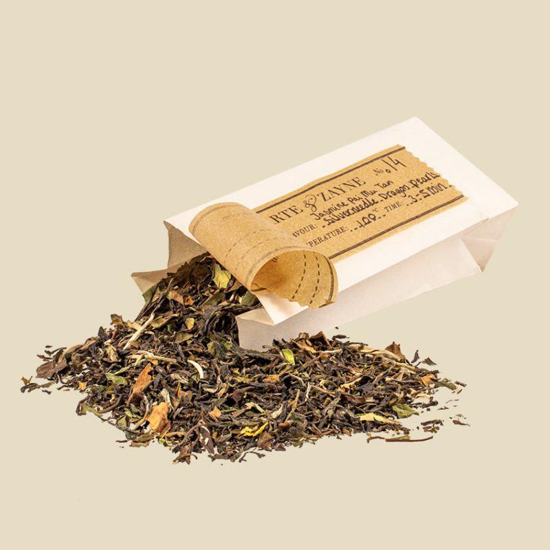 Jasmin Imperial No. 14 Refill Green Tea || Arte & Zayne