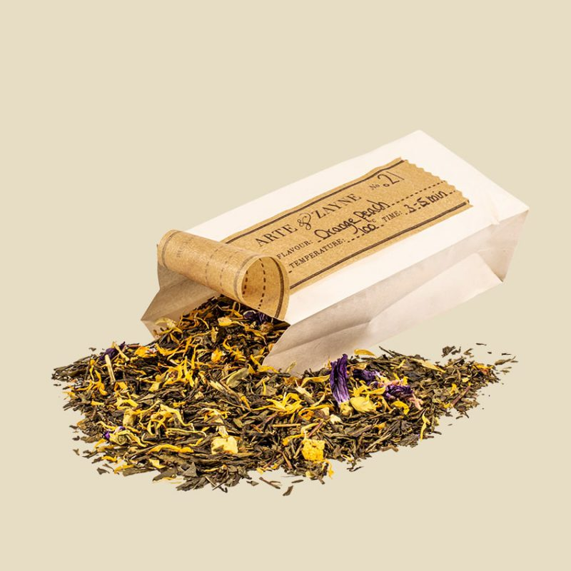 Machu Peace No.21 Refill White Tea || Arte & Zayne