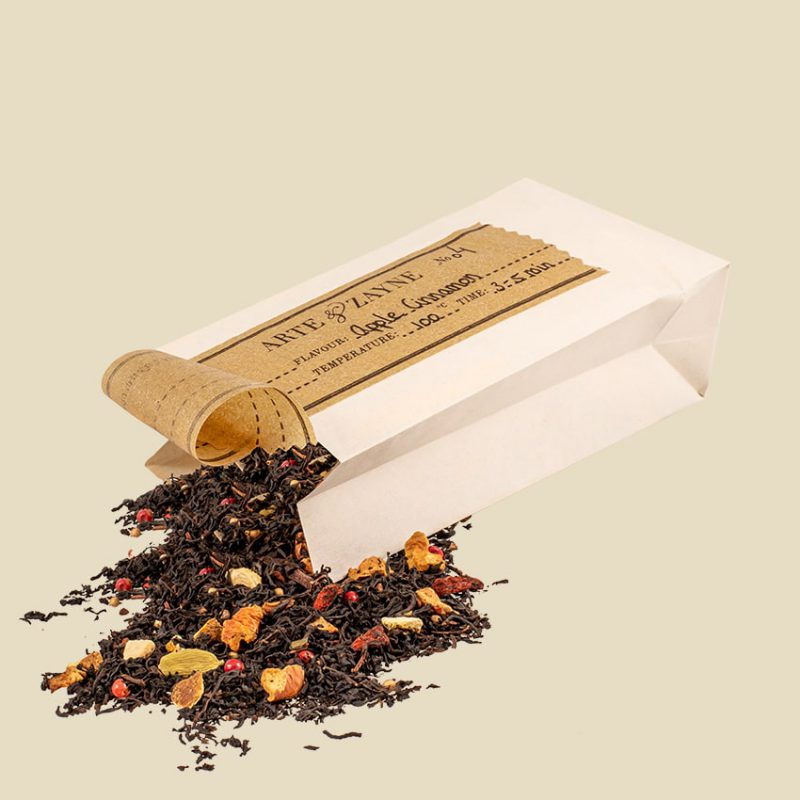 Maria' s Choice No.04 Refill Black Tea || Arte & Zayne