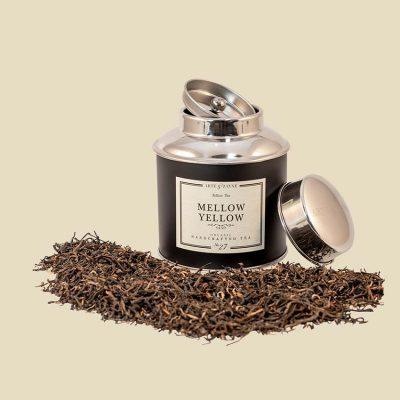 Mellow Yellow No.27 Gelber Tee || Arte & Zayne