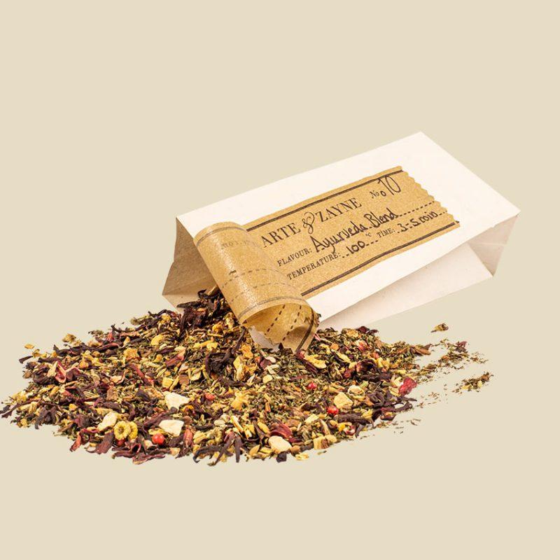 Natures Peace No.10 Refill Herbal Tea || Arte & Zayne