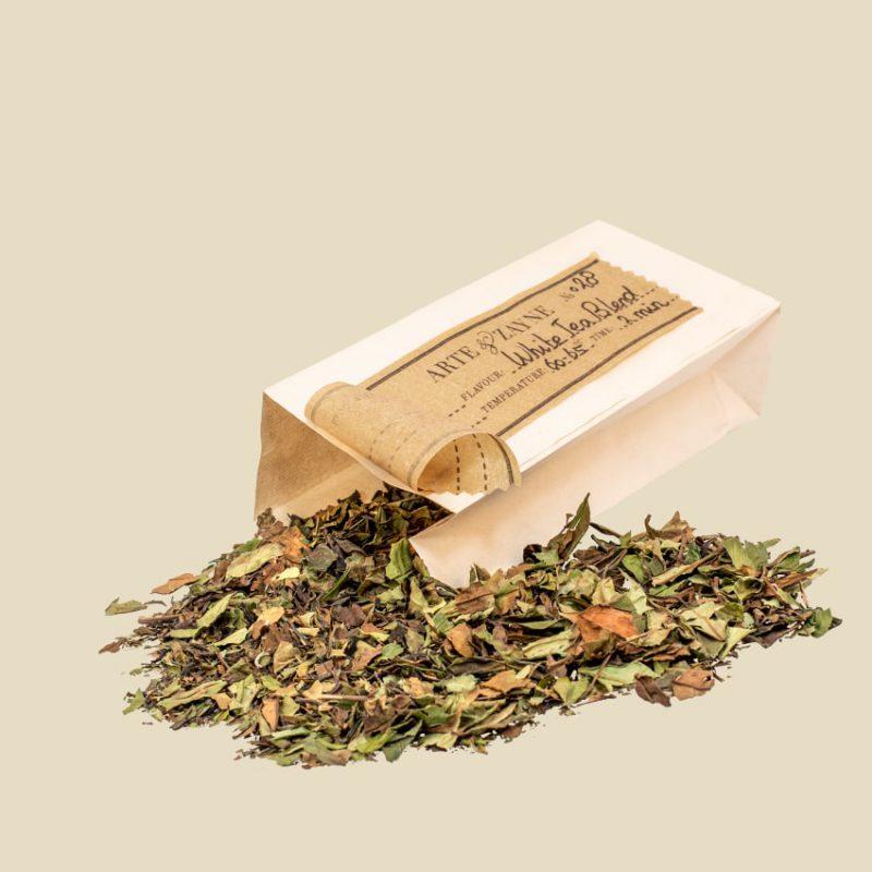 Nocha Blanca No.28 Refill White Tea || Arte & Zayne