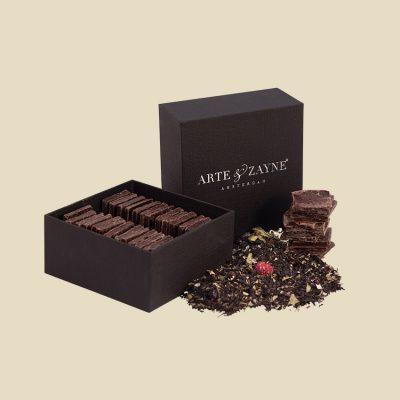 Raw Chocolate TLC Blackberry Tango || Arte & Zayne