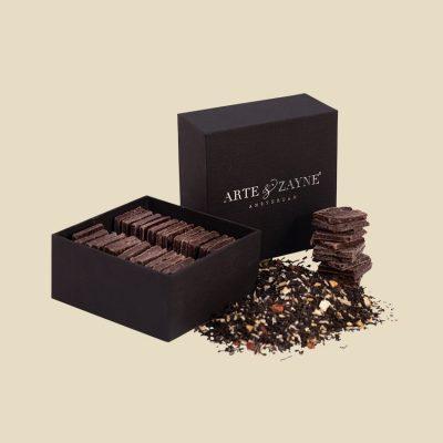 Raw Chocolate TLC Caribbean Express || Arte & Zayne