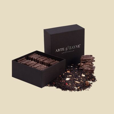 Raw Chocolate TLC: Maria's Choice || Arte & Zayne