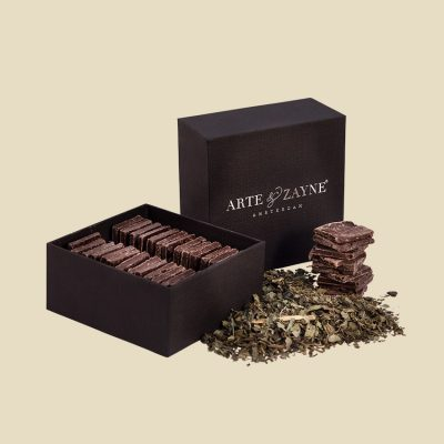 Rohe Schokolade TLC:  Marrakesch Nights || Arte & Zayne
