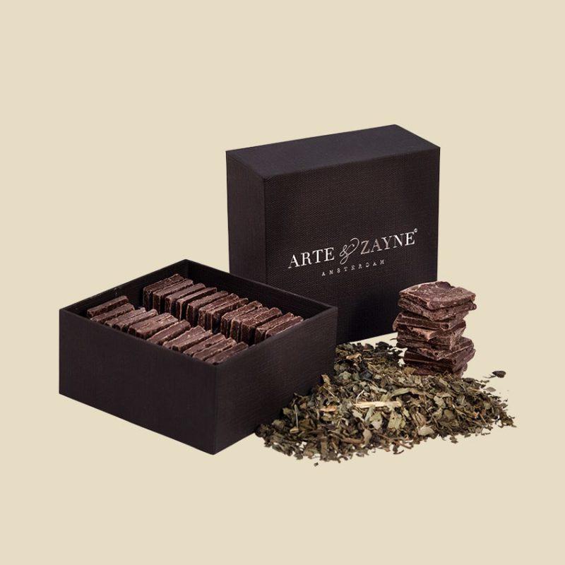 Raw Chocolate TLC: Marrakech Nights || Arte & Zayne
