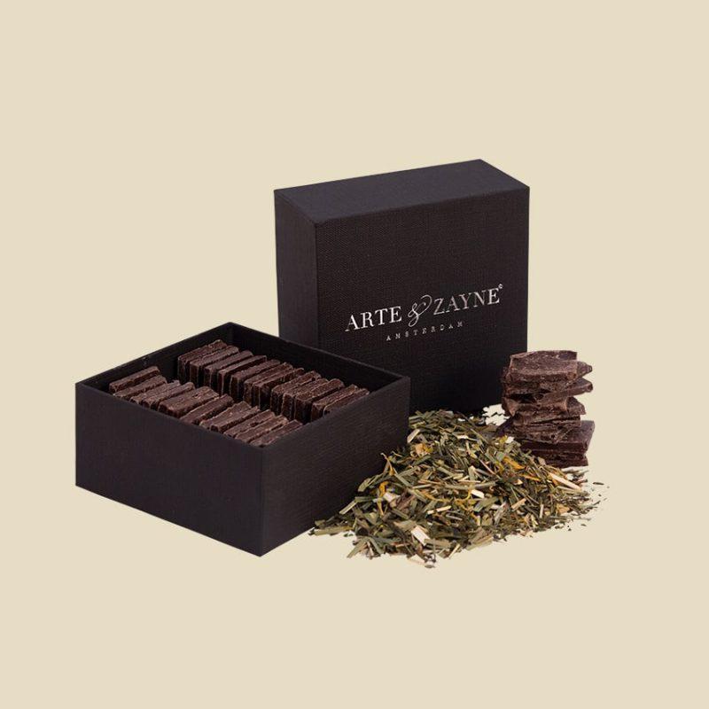 Raw Chocolate TLC: Smiling Buddha || Arte & Zayne