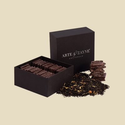 Rohe Schokolade TLC: Treasure Island || Arte & Zayne