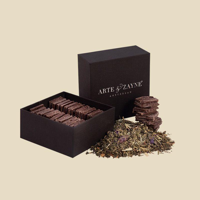 Raw Chocolate TLC: Urban Runner || Arte & Zayne