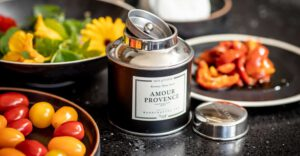 Thee Pairing Recept Provence Caprese