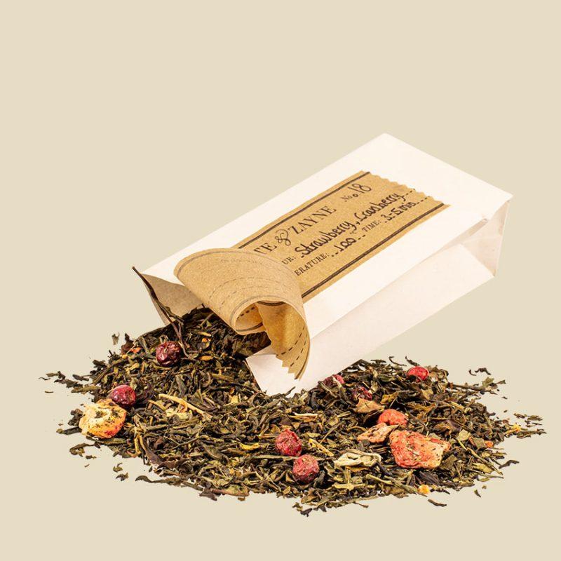 Sensual Delights No.18 Refill Green Tea || Arte & Zayne