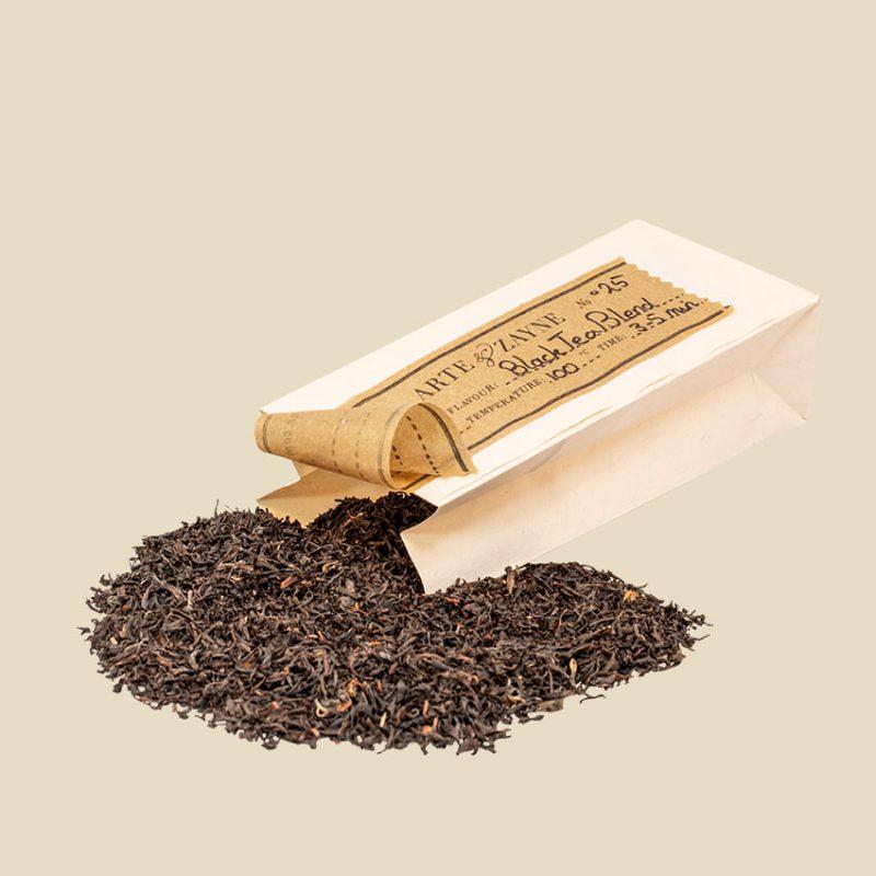 Shades of Black No.25 Refill Black Tea || Arte & Zayne