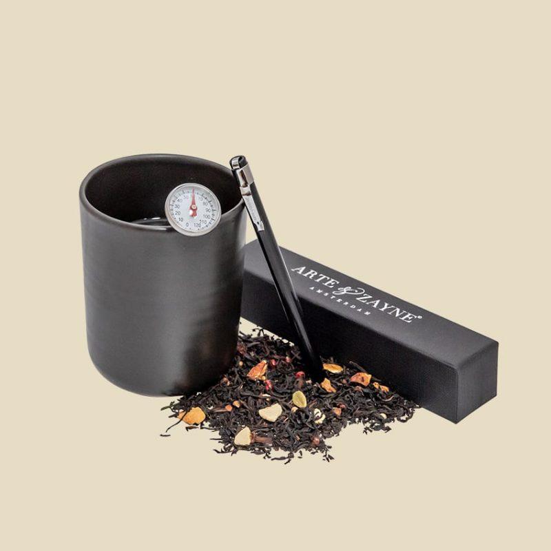 Onze speciaal vervaardigde Thee Thermometer || Arte & Zayne
