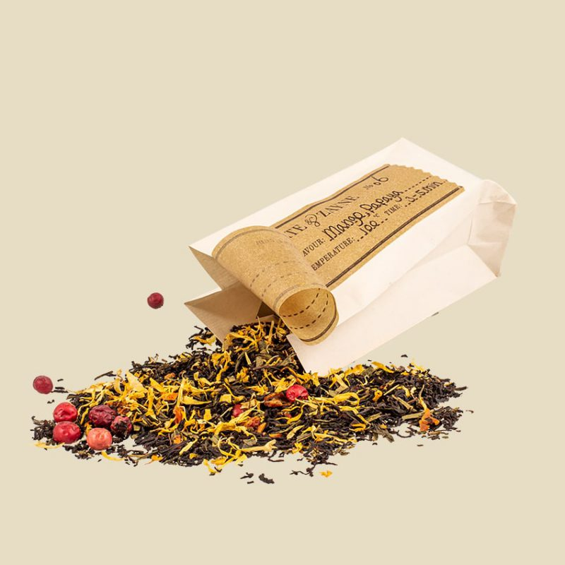 Treasure Island No.06 Refill Black Tea || Arte & Zayne