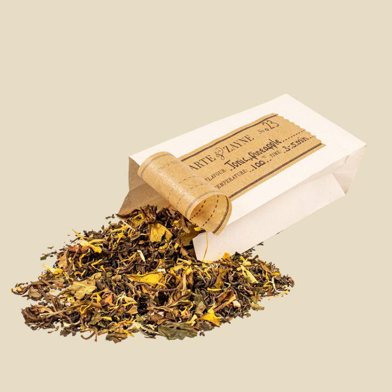 White Tonic No.23 Nachfüllbeutel Weißer Tee || Arte & Zayne