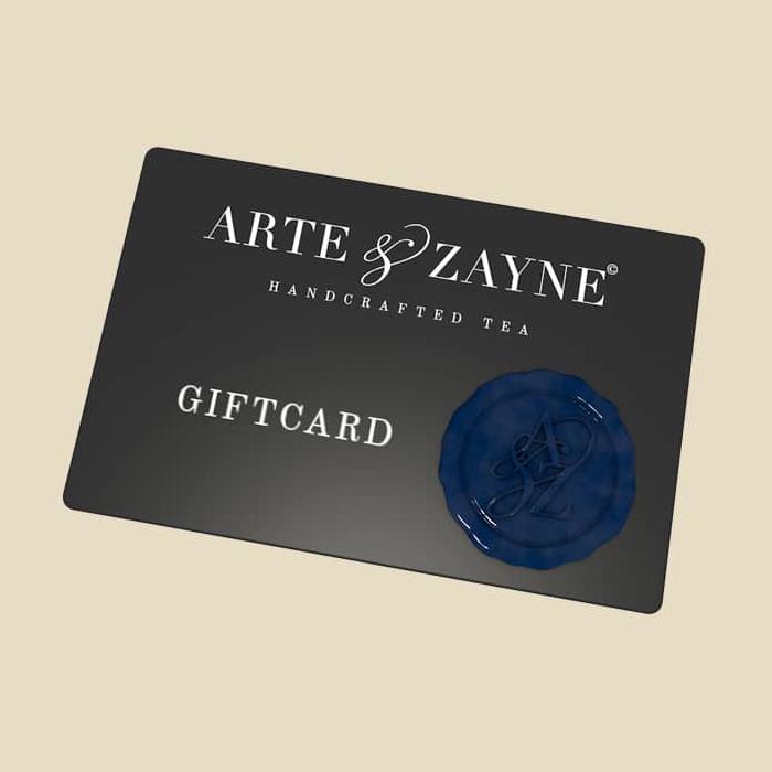Digital Giftcard || Arte & Zayne