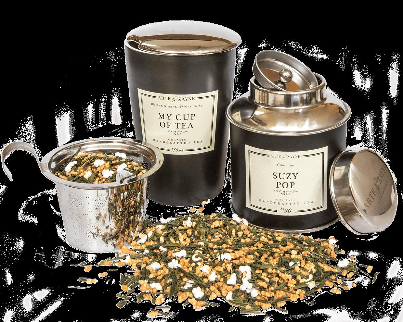 Thee, Teaware en Chocolade Sets    Arte & Zayne